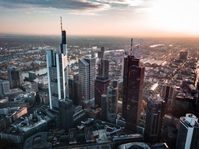 Wetterradar Frankfurt