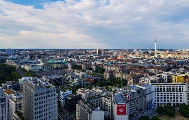 Wetterradar Berlin