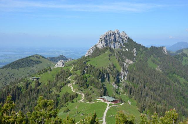 Wetterradar Bayern