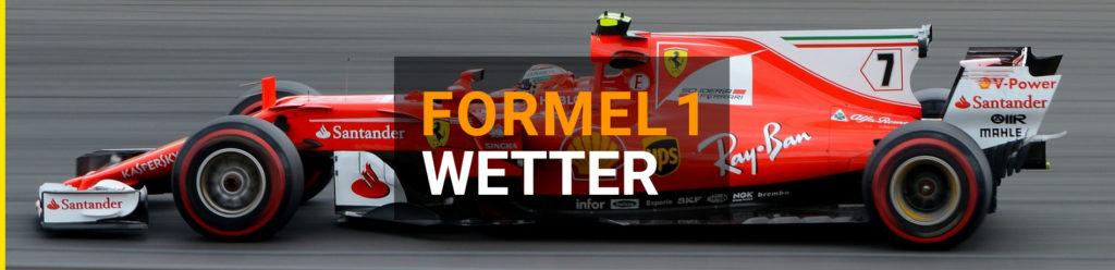 Formel1Wetter-Slider