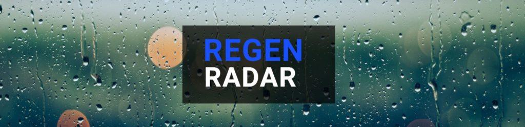 Regenradar-Slider