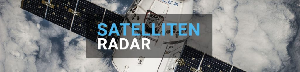 Satellitenradar-Slider