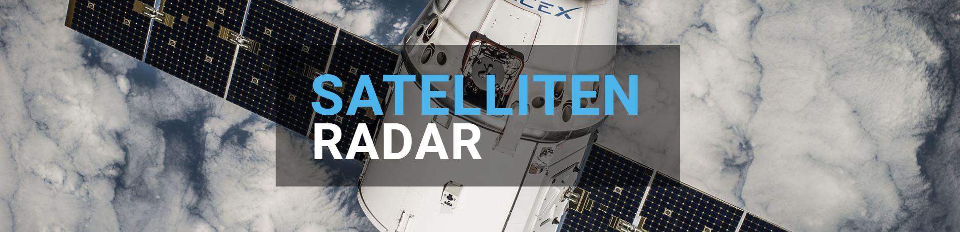 Satellitenradar-Slider