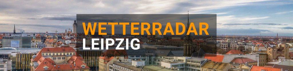 Wetterradar Leipzig groß