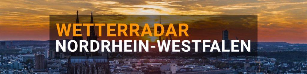 Wetterradar NRW groß
