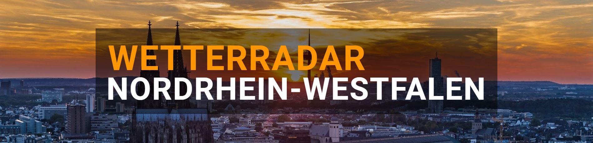 Wetterradar Nordrhein Westfalen NRW