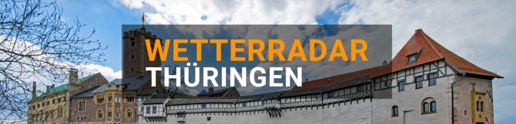 Wetterradar Thüringen groß