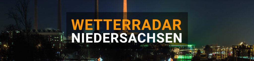 Wetterradar Niedersachsen groß