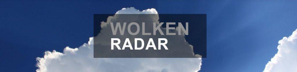 Wolkenradar-Slider