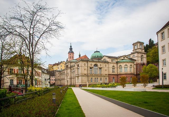 Die Kurstadt Baden-Baden