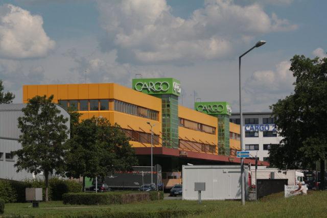 Das CCN1 und CCN2 am Flughafen Nürnberg