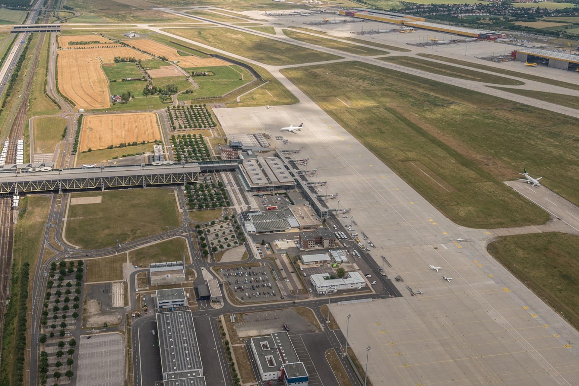 Flughafen-Leipzig
