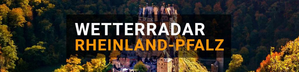 Wetterradar-Rheinland-Pfalz