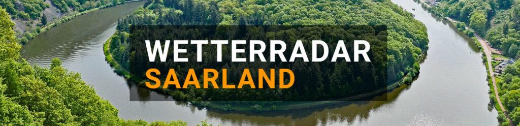 Wetterradar-Saarland