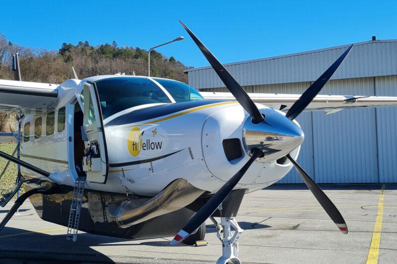 Cessna 208 Rundflug Beitragsbild